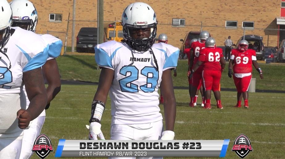 Deshawn Douglas