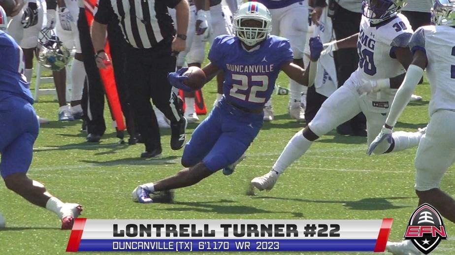 Lontrell Turner